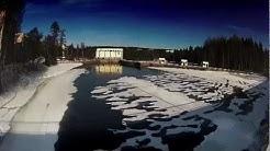 Suomikiekko-Kiertue Joensuu-Kuopio-Kajaani-Rovaniemi