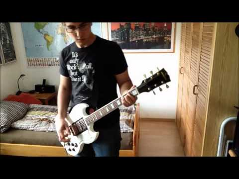 Bad Religion - Crisis Time (Cover by: MrDave)
