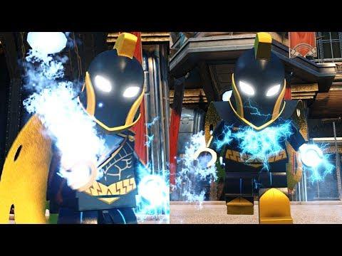LEGO DC Super Villains - Black Adam and Dr. Fate Fusion (Custom Character)
