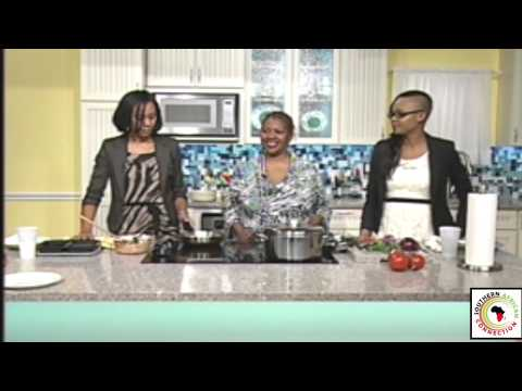 TV Show Episode #4:  Southern African Cuisine: Zambia