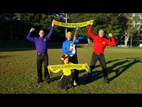 The Wiggles- Go the Socceroos! (Official Video)