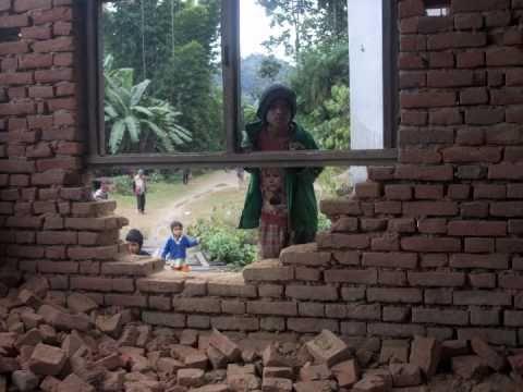 Village development in Madi, Chitwan, Nepal.m4v