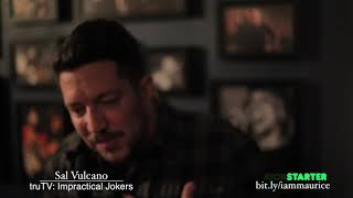 "Video ""I am Maurice"" - Sal Vulcano download MP3, 3GP, MP4, WEBM, AVI, FLV Mei 2018"