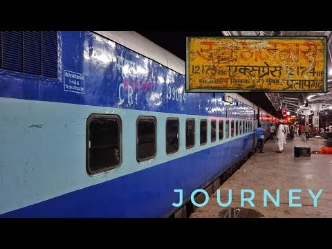 MUMBAI To KANPUR : UDYOG NAGRI Express | A Complete Journey : Indian Railways