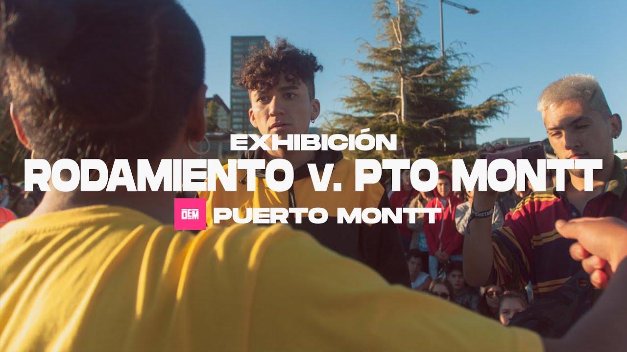 RODAMIENTO vs. ASKEL SLOW CHARLI LUCHO NEIRA: Exhibición Multiverse | #LaGiraDEM 2020 Puerto Montt
