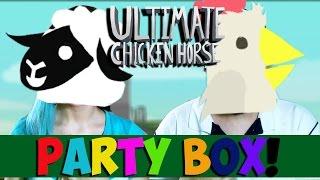 A FESTA DA TROLLAGEM! - Ultimate Chicken Horse