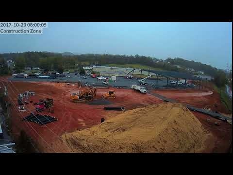 Hapco Plant Expansion - Time-lapse 12.5.2017