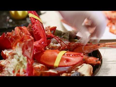 Supermarchés Match - Plateaux de fruits de mer