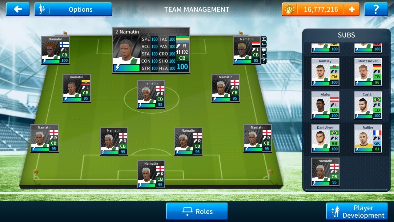 Cheat Dream League Soccer 2019 Create Unlimited Your Own Player?!