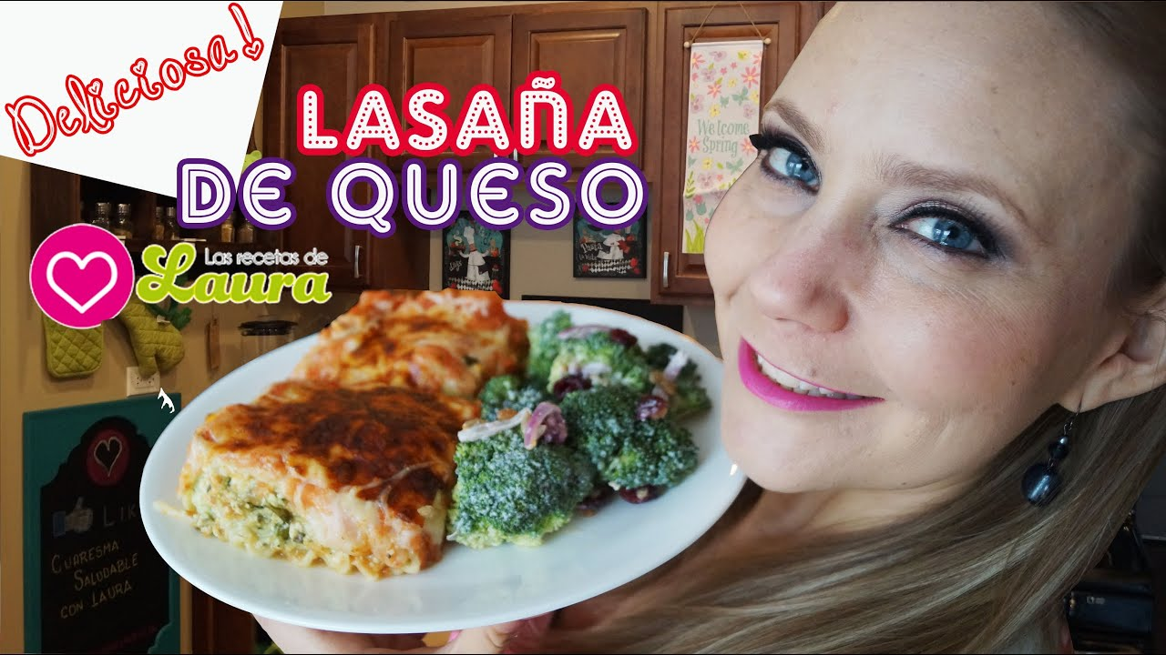 Como preparar lasa a f cil comida saludable youtube for Como hacer comida facil