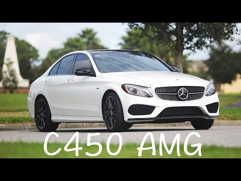 2016 mercedes benz c450 amg 4matic review w205 youtube for Mercedes benz song lyrics