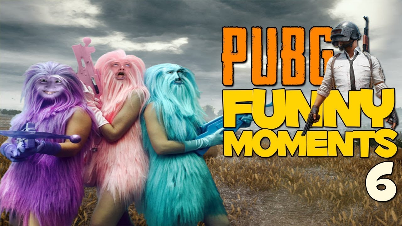 PUBG Humorous & WTF Moments #6   The Grand Fail