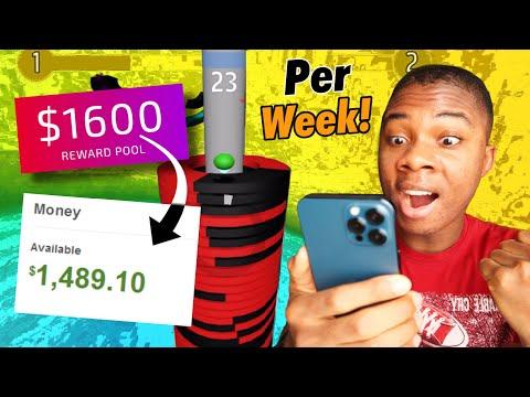 FREE Game Pays REAL Paypal Money! ($1,600+ PER WEEK) | Free Paypal Money 2021