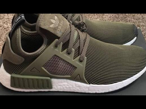 quality design 955bf 66c11 Adidas NMD XR1 Prime Knit Olive Green | Shoes | Review