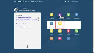 Planning IT Projects with Oracle IT Financial Management cloud video thumbnail