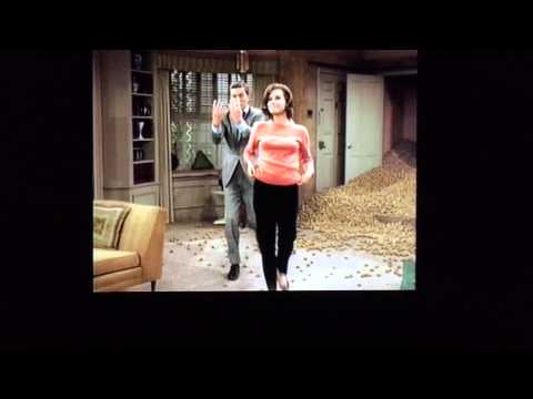 The Dick Van Dyke Show Color Test