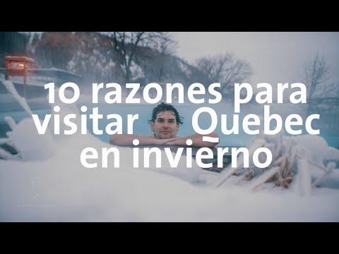 10 razones para visitar Quebec en invierno   Alan por el mundo