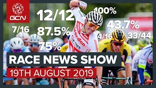 The Astonishing Stats Of Mathieu Van Der Poel | The Cycling Race News Show
