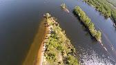 Голубое озеро, Самарская область. - YouTube
