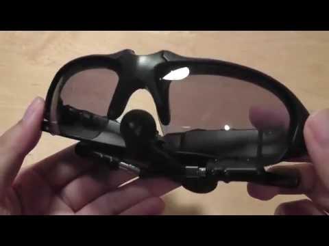 REVIEW: Smart Bluetooth Sunglasses - Stereo Headphones!
