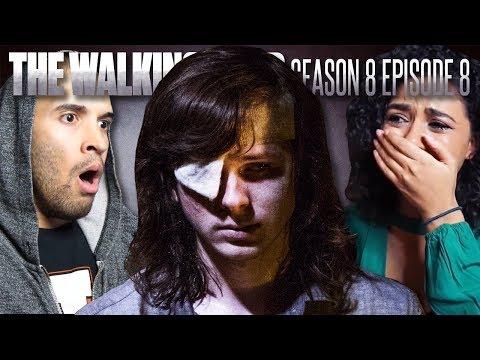 The Walking Dead: Season 8, Episode 8 CARL Fan Reaction Compilation!