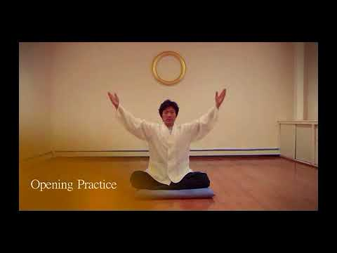 Warm Heart, Supple Body Practice (Moving Meditation, Created & demonstrated by Rev. Seung H. Song)