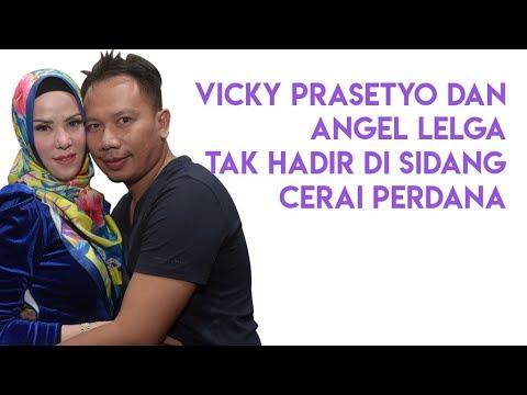 Vicky Prasetyo dan Angel Lelga Tak Hadir Di Sidang Cerai Perdana, Ini Alasannya Mp3