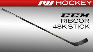 ccm ribcor 48k stick review