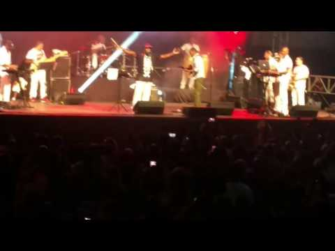 Magnum Band _ Pakapala LIVE Palais des Sports Guadeloupe - Haitianbeatz.com