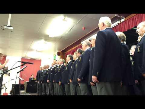 Calon Lan by Dowlais Male Choir