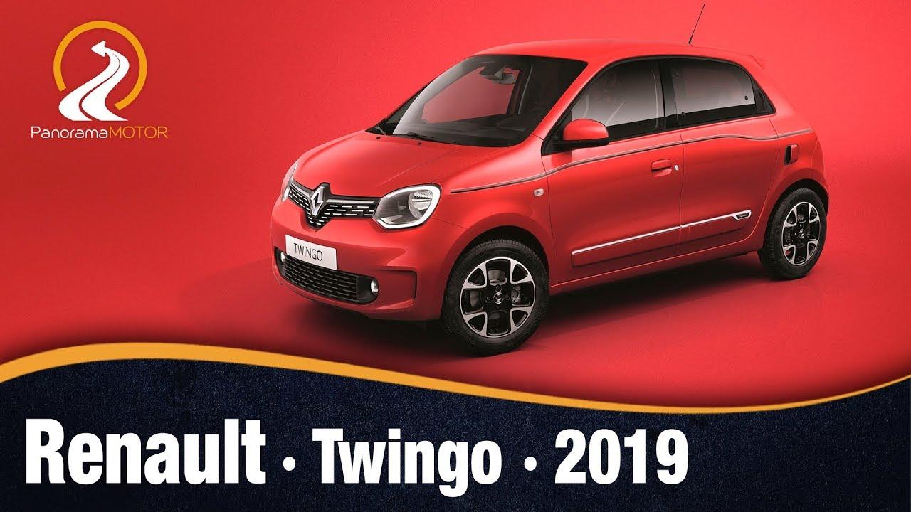 Renault Twingo 2019 | Información y Review