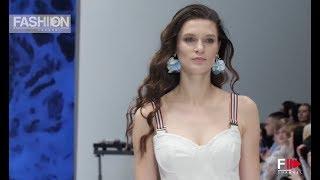 ALENA GORETSKAYA Belarus Fashion Week Spring Summer 2018 - Fashion Channel