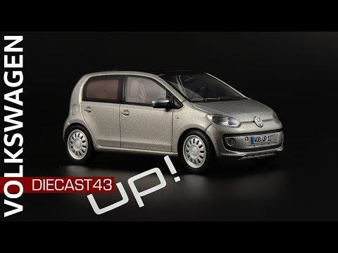 Volkswagen Up!    Schuco    Дилерская модель автомобиля 1:43