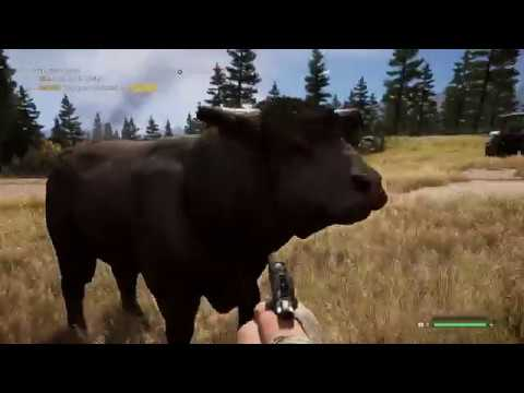 Far Cry 5 - Prairie Oyster Harvest - Gather the 3 Types of Bull Testicles