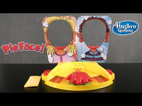 Pie Face Showdown Game [Review & Instructions] | Hasbro Toys & Games