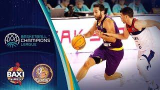 BAXI Manresa v UNET Holon - Highlights - Basketball Champions League 2019-20