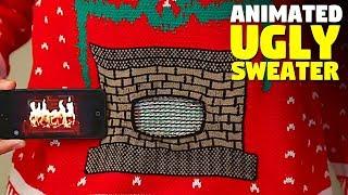 Animated Ugly Christmas Sweater