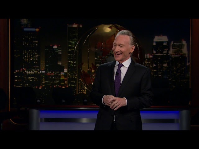 Monologue: The Resistance is Futile | Real Time with Bill Maher (HBO)
