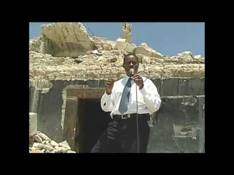 Remembrance of earthquake on January 12th, 2010 that destroyed parts of Haiti