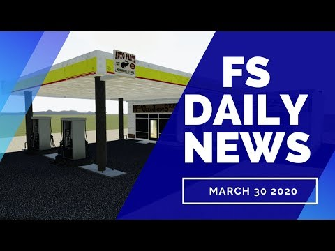 STONE VALLEY, OXYGENDAVID'S NEW MAP, PLUS TESTING LIST | FS DAILY NEWS | Farming Simulator 19
