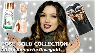 Rose Gold Favourites | TheMakeupChair