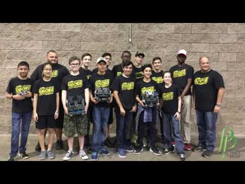 Charter Middle School Robotics Club