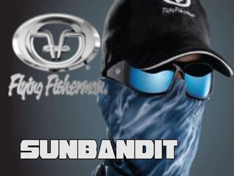 Inventive Fishing New Product Introduction: Flying Fisherman's New Sun Bandit