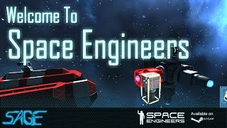 New Player's Guide To Space Engineers