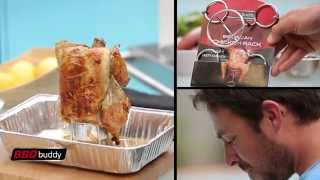 Best Of Both Worlds With The Beer Can Chicken Rack