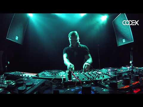 Spartaque - Live at Le Rex, Toulouse, France // Techno