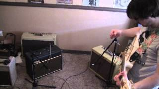 Vox AC15 Vs Fender Blues Deluxe Amp Shootout