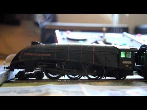 Dwight D. Eisenhower Live Steam Train