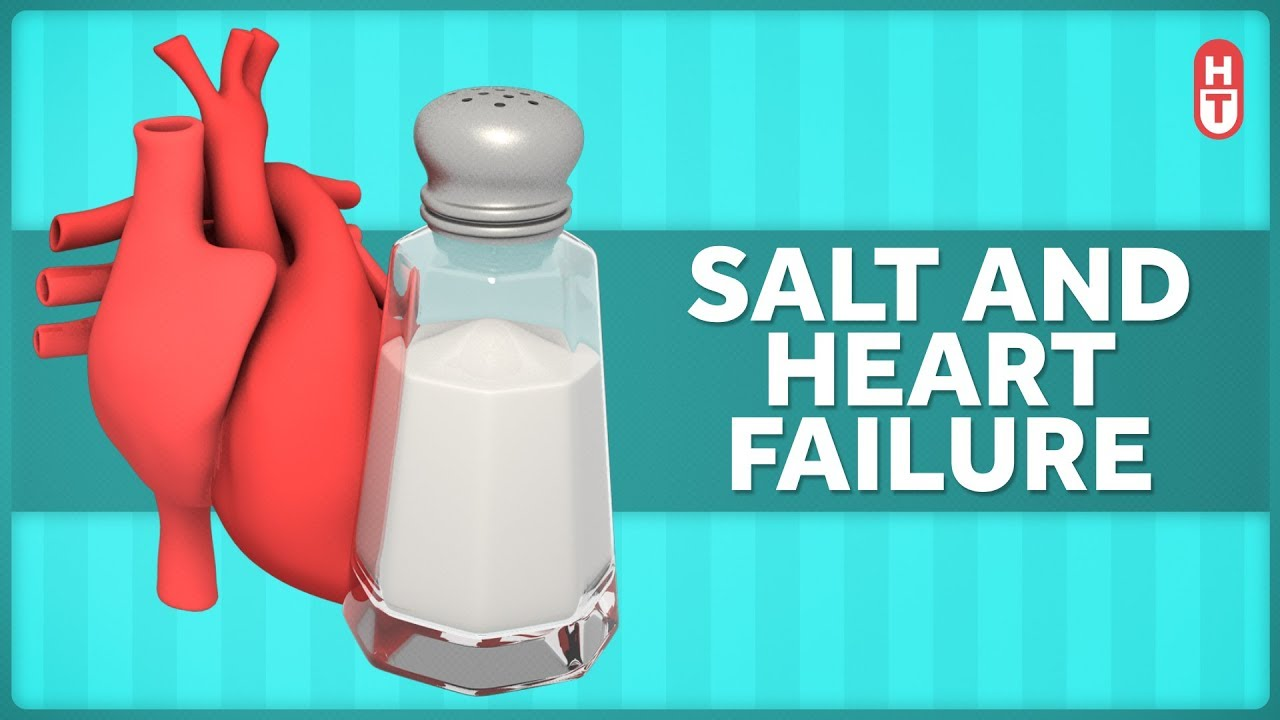 low sodium diets for heart failure