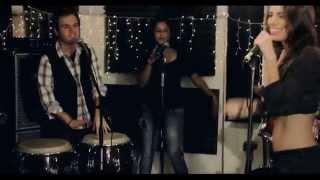 Hipocresía VERSIÓN SALSA ( Anna Carina & Kalimba ) Cover By Alvaro Cooper  Feat Luciana LB